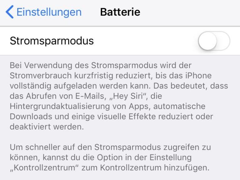 iphone 11 pro batterie prozent anzeigen