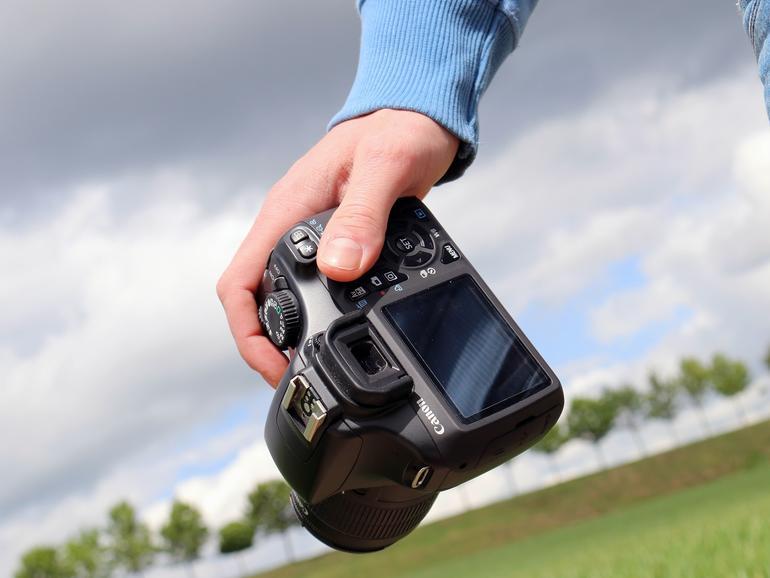 Noch verfügt nicht jede Kamera über ein GPS-Modul, um Standortdaten aufzuzeichnen