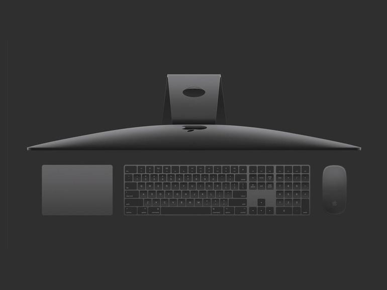 """Apple verbaut im neuen iMac Pro die fortschrittlichsten Grafik-Chips, die es je in einem Mac gegeben hat. Mit der Vega GPU schafft er bis zu 11TeraFLOPS (Floating Point Operations Per Second, also Gleitkommaoperationen pro Sekunde) Rechnenleistung. In weniger präzisionsabhängigen Bereichen wie der aufstrebenden Kunst des """"machine learnings"""" verdoppelt sich die Rechenleistung sogar auf 22 TeraFLOPS."""