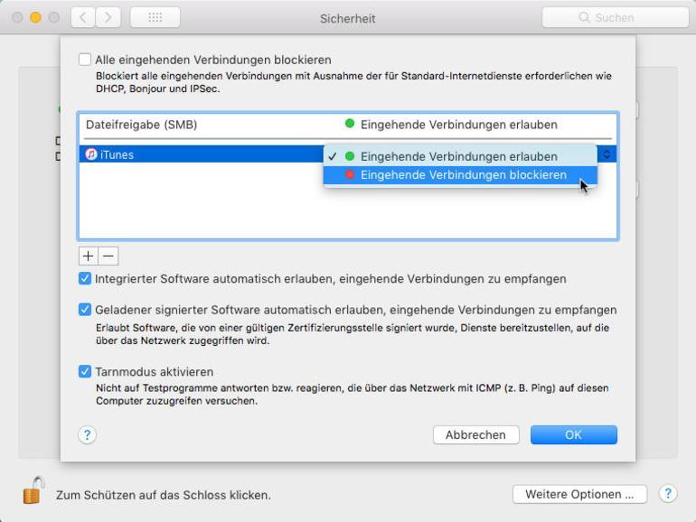 Private Daten am Mac schützen – so geht's!