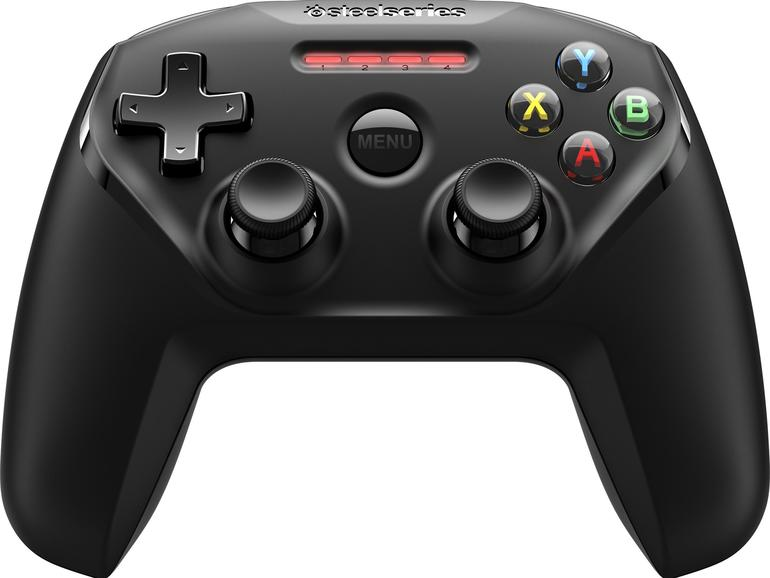 """Der """"Nimbus""""-Controller von Steelseries unterstützt hunderte von iPad-Spielen."""