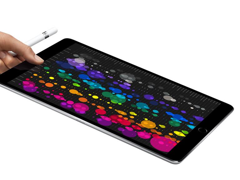 Das iPad Pro kann mit einigen MacBooks mithalten