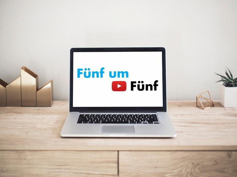 Fünf um Fünf - Der Video-Wochenrückblick der Mac Life