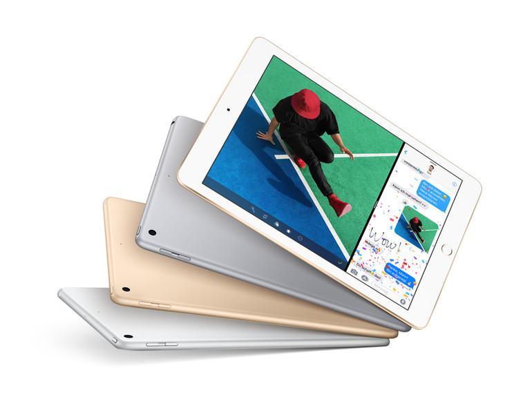 Günstiger und weniger flott, als das iPad Pro