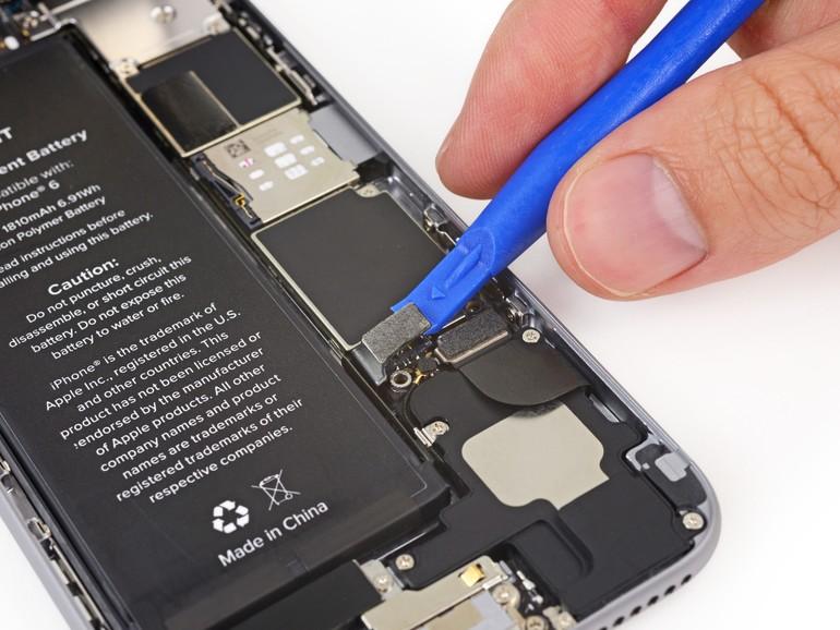 Apple tauscht den iPhone-Akku ab dem iPhone 6 jetzt für 29 Euro.