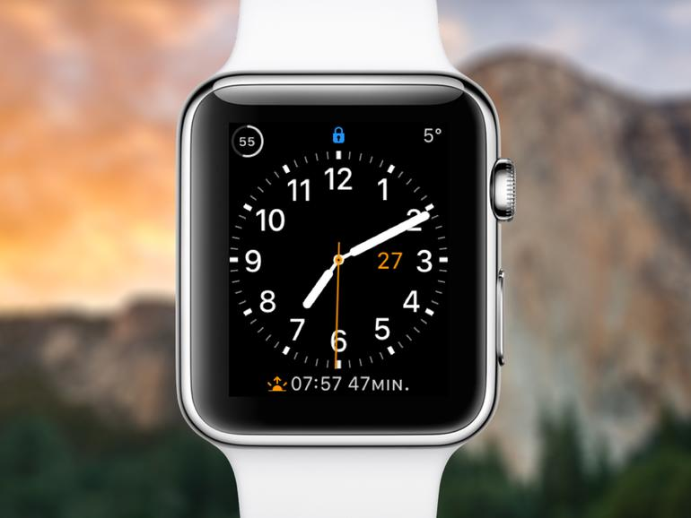 Apple Watch: So richten Sie die Codesperre nachträglich ein