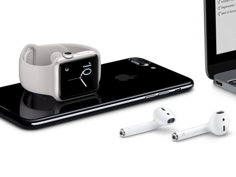 musik von iphone auf apple watch bertragen so geht 39 s mac life. Black Bedroom Furniture Sets. Home Design Ideas