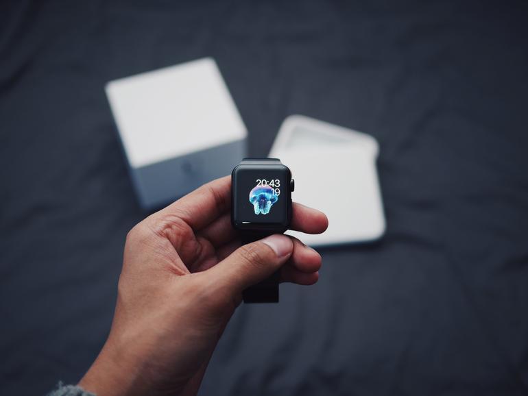 Apple Watch: Grundlagen zur Display-Aktivierung
