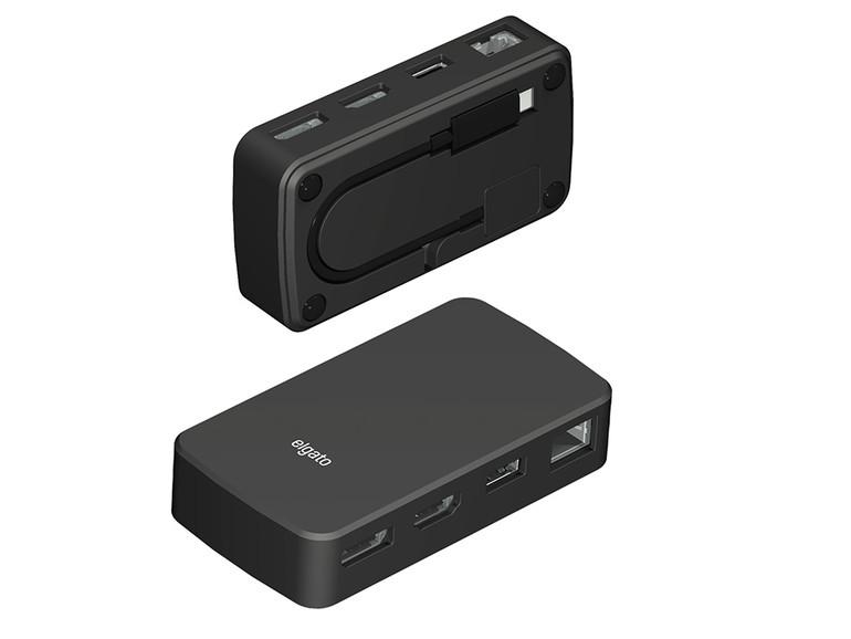 CES 2018: Elgato stellt ultra-transportables Thunderbolt 3 Mini Dock für Mac vor