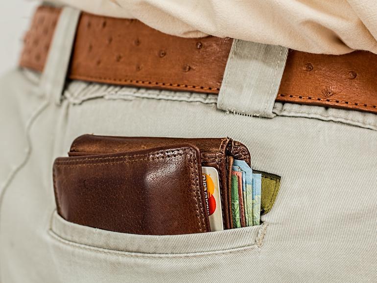 Ihre Kreditkarte kann zukünftig im Portmonee bleiben