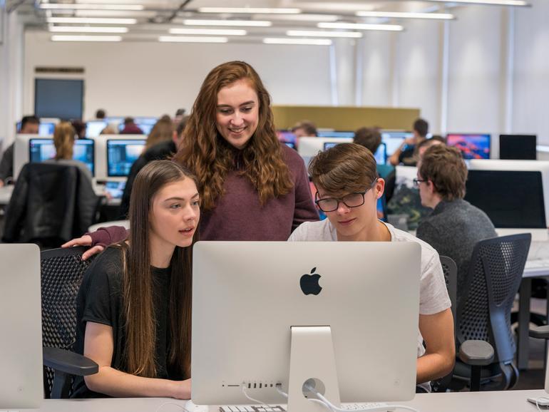 """""""Jeder kann programmieren"""": Apple gewinnt 70 europäische Hochschulen für Initiative"""