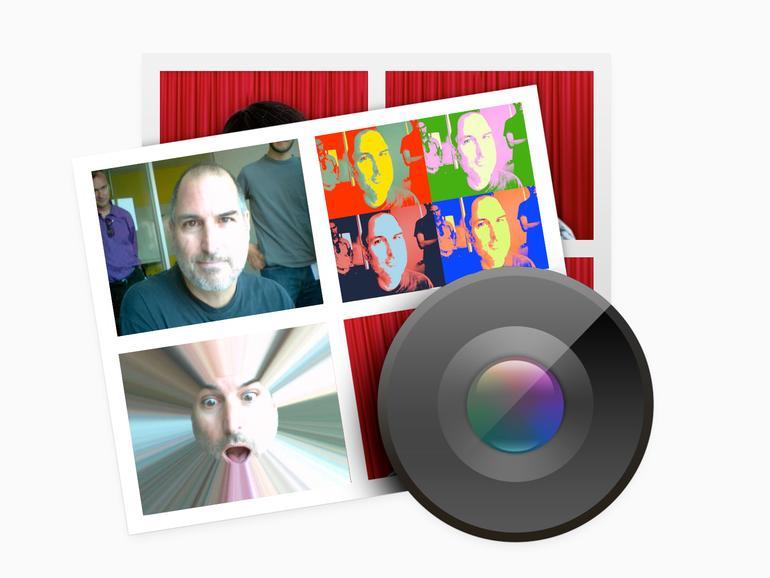 Hier versteckt Apple Ihre Photo-Booth-Aufnahmen