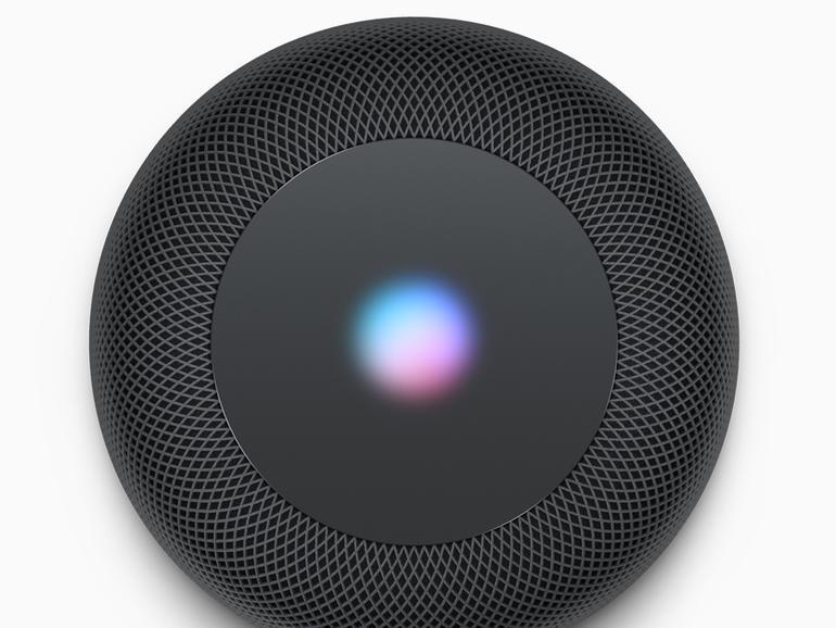 HomePod-Einrichtung setzt iCloud-Schlüsselbund & Zwei-Faktor-Authentifizierung voraus