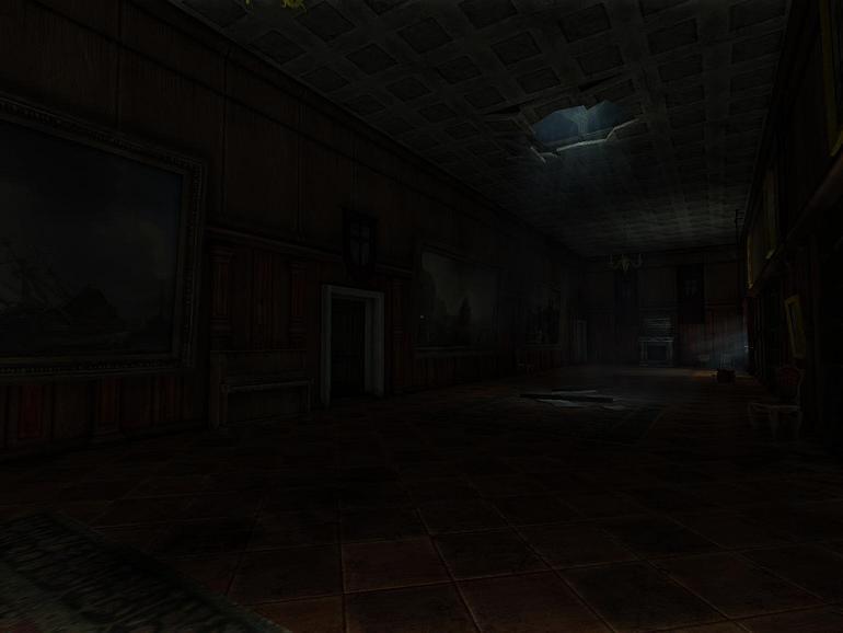 Screenshot aus Amnesia: The Dark Descent