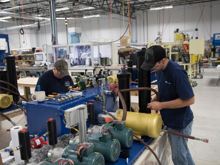 Beispielbild: Apple schafft neue Arbeitsplätze in den USA, das gefällt nicht jedem