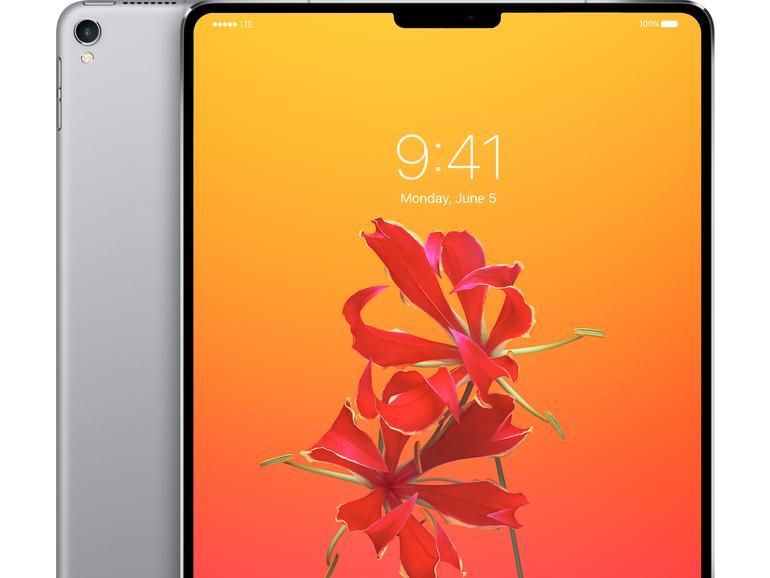 Es bleibt unklar, ob Apple die Lasche des iPhone X beibehält oder die TrueDepth Kamera im Rand verbaut