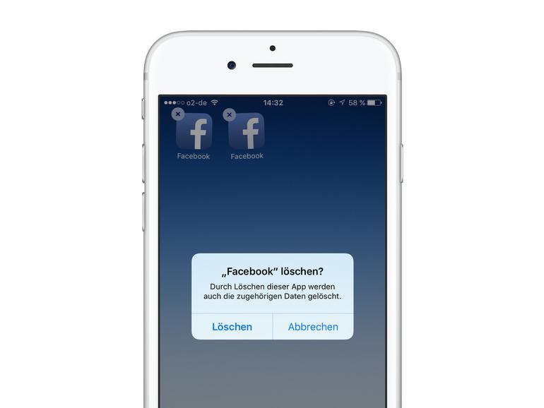 Iphone Facebookdaten Aufs Neue Iphone