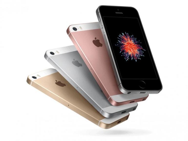 Apple soll an vier neuen iPhones arbeiten - Einsteiger-Gerät vor Sommer