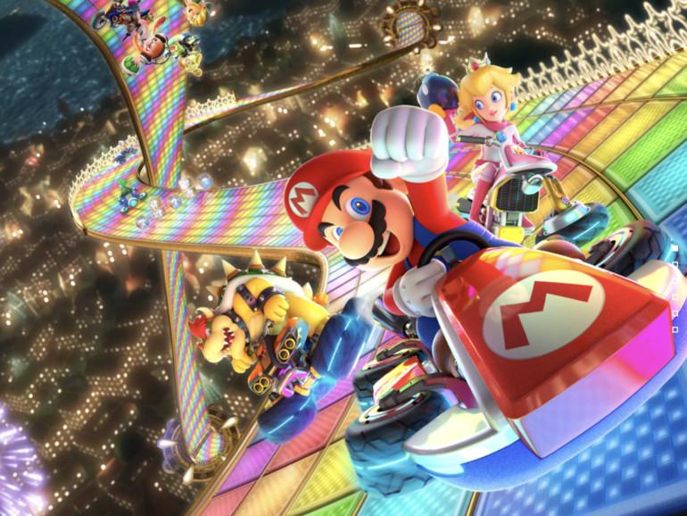 Nintendo kündigt Mario Kart Tour für iOS an
