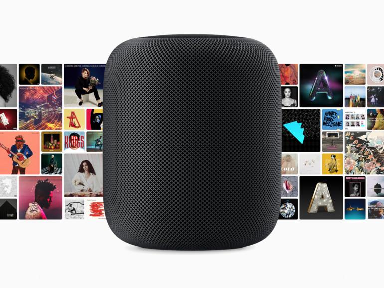 Apple bestätigt Audioquellen für den HomePod