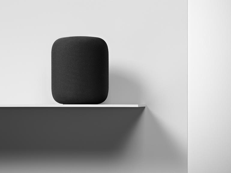 HomePod, der Smart Speaker aus Cupertino