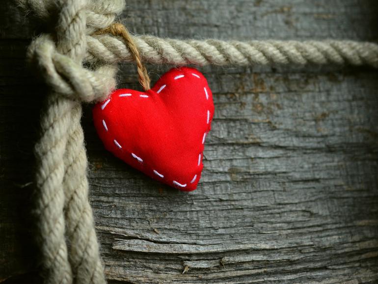 Der Valentinstag naht am 14. Februar