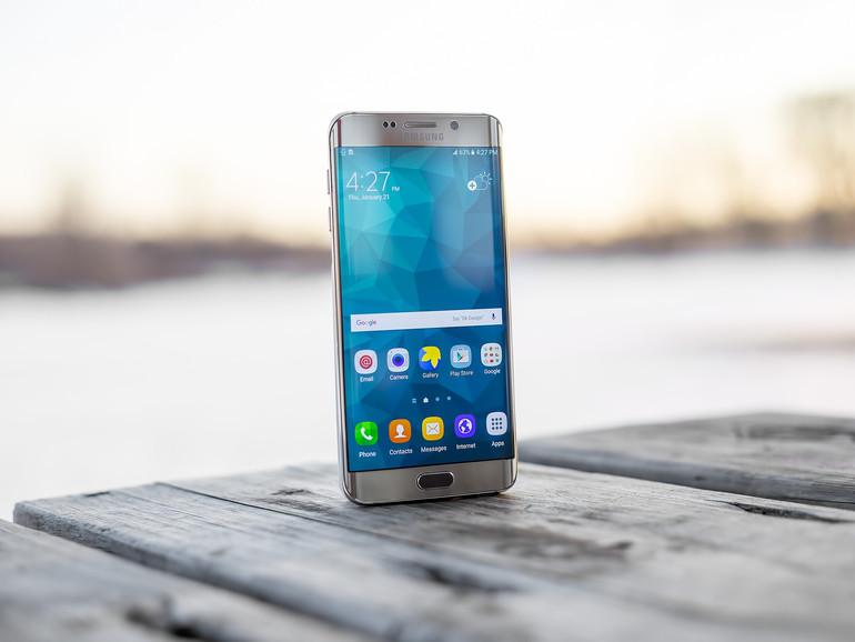 Android-Smartphone von Samsung