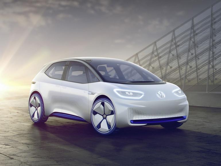VW nimmt sich bei Elektroauto-Design Apple zum Vorbild
