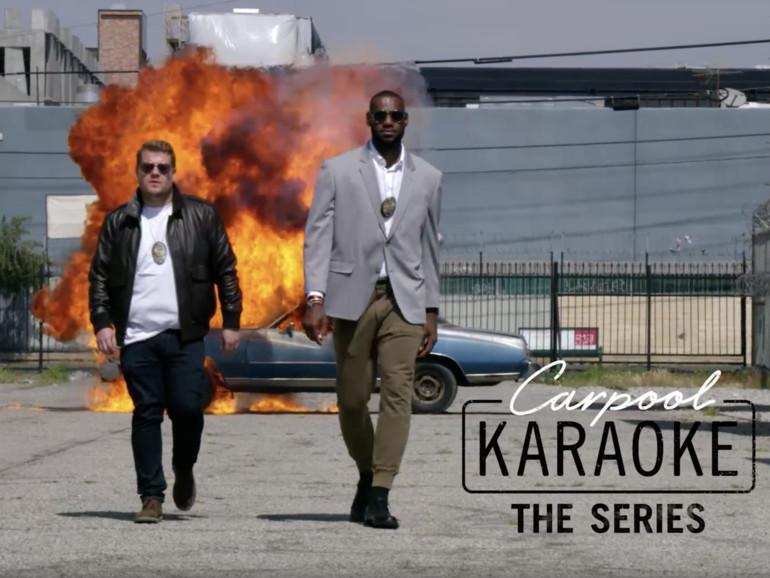 Carpool Karaoke: Apple bestellt zweite Serienstaffel