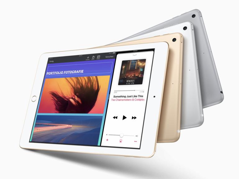 Apple iPad 2018: Eintragung lässt auf neue Modelle hoffen