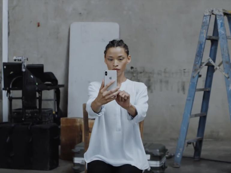 Apple erlaubt einen Blick hinter die Kulissen des Porträtlichts