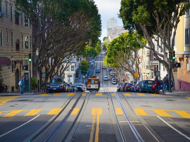 Ein Adobe-Mitarbeiter hat Google Maps mit Apples Karten-App in San Francisco und Umgebung verglichen
