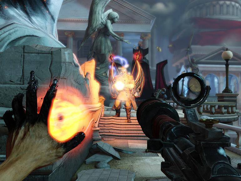 Screenshot aus Bioshock Infinite