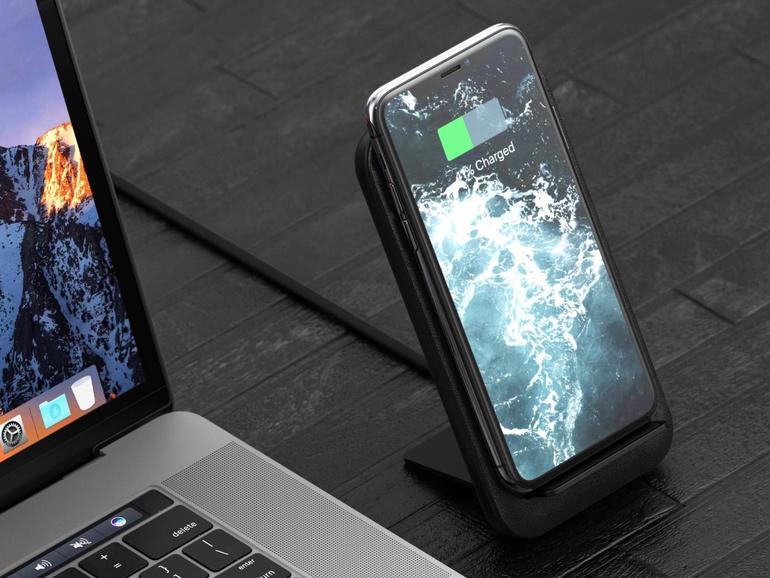 Für iPhone X & iPhone 8: Nomad stellt schickes drahtloses Ladedock für unterwegs vor