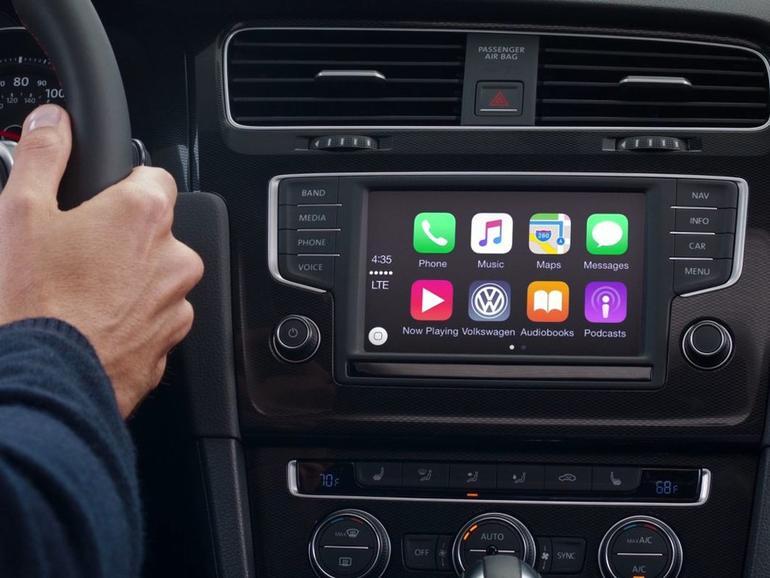 CarPlay-Support im VW