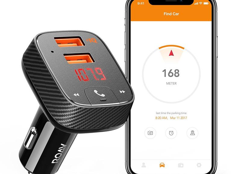Anker Roav Bluetooth FM Transmitter