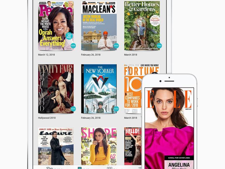 Texture auf dem iPhone und iPad