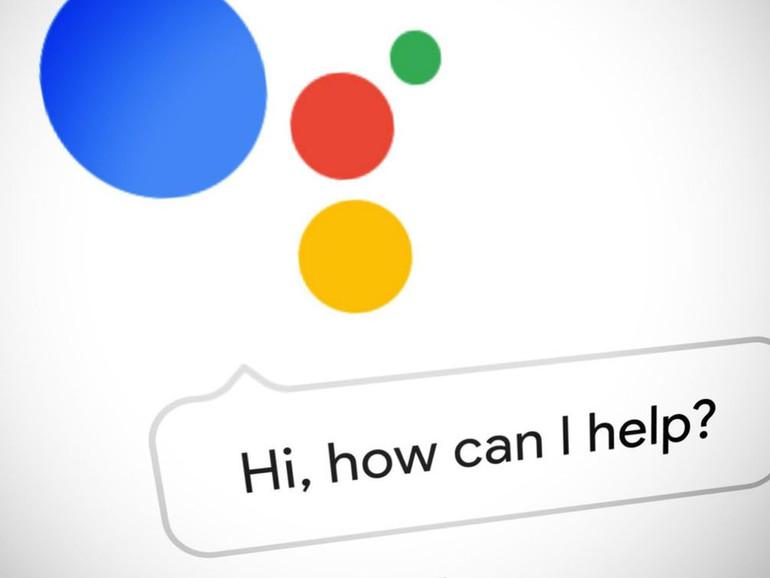 Abbildung zum Google Assistant