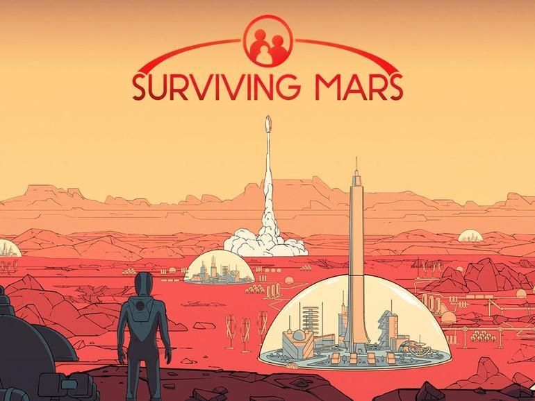 Aufbau-Stragie-Fans können nun auch den Mars besiedeln