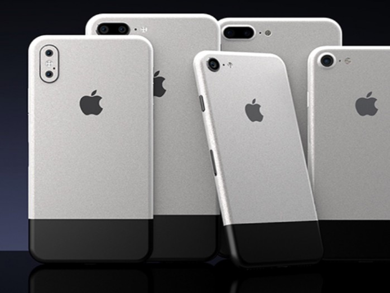 Skin lässt ein iPhone X wie ein Original-iPhone aussehen