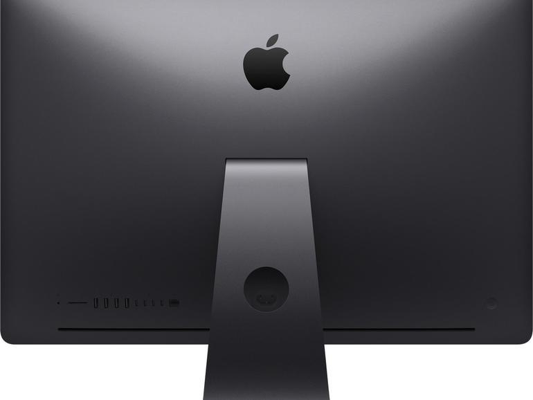 iMac Pro von hinten