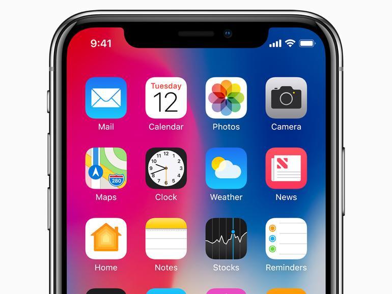 Gibt es das iPhone X bald in einer weiteren Farbe?