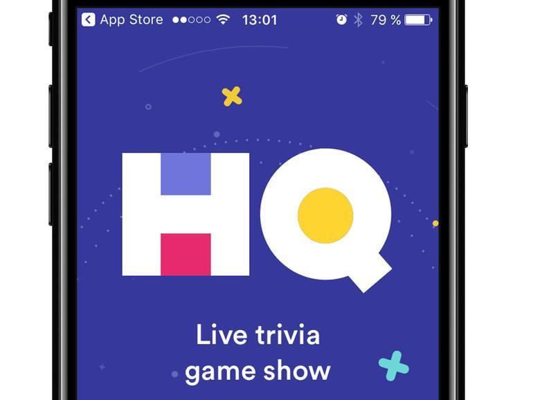 HQ Trivia auf dem iPhone