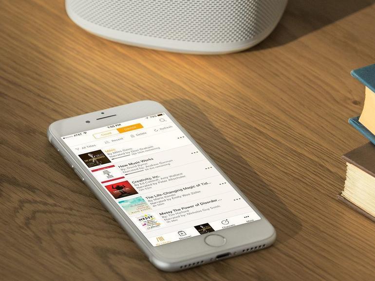 Sonos bringt Audible zurück - allerdings ohne Alexa-Unterstützung