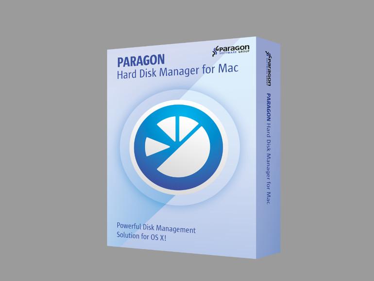Dank dem Update versteht sich der Festplatten Manager nun auch mit APFS
