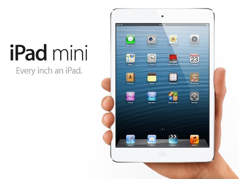 Das iPad mini könnte bald Geschichte sein