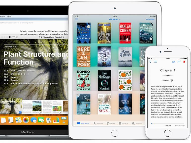 Der iBooks Store bekommt aller Voraussicht nach auch ein Redaktionsteam und eine Heute-Ansicht