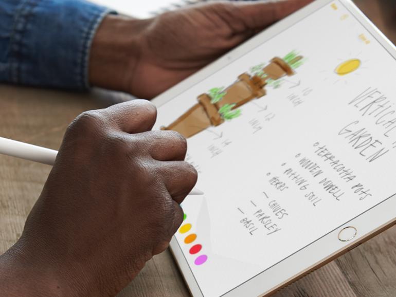 Stellt Apple ein günstiges iPad mit Pencil-Support vor?