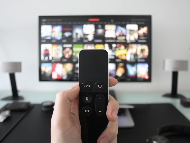 Apple könnte die Serien über seine eigene TV-App anbieten