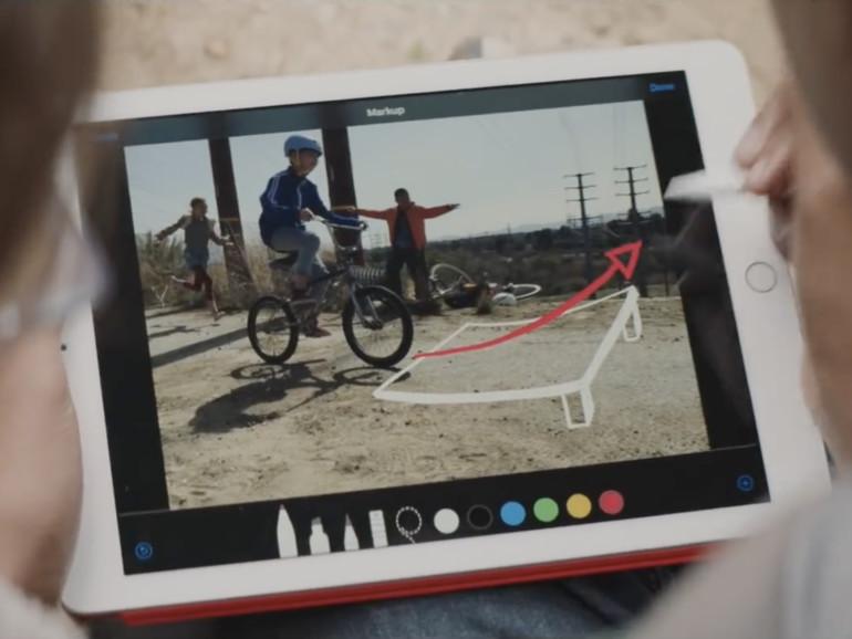 So machen Hausaufgaben Spaß - mit dem neuen iPad & Apple Pencil